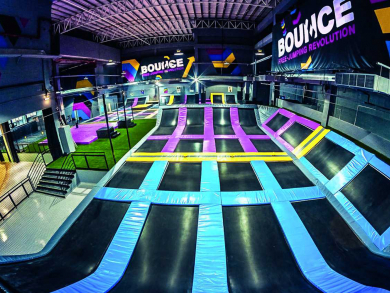 Why BOUNCE is the perfect place for families in Abu Dhabi and Dubai
