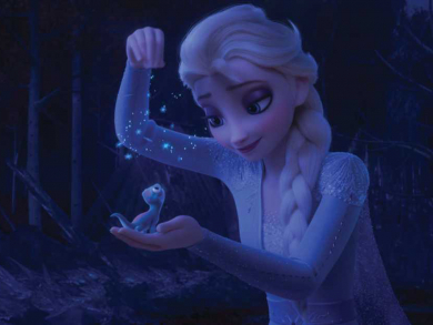 Find out why all kids in the UAE need to see Frozen II