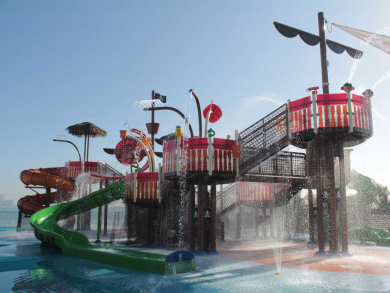 Four UAE family staycations that include waterpark access