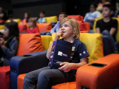 Three UAE cinemas perfect for taking kids