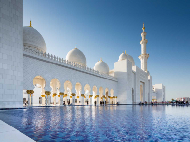 Eight cultural things to do with the kids in the UAE