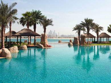 The best family beach and pool days in the UAE