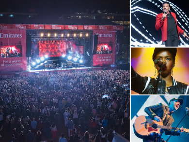 Tickets go on sale for Emirates Airline Dubai Jazz Festival 2020