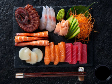 Abu Dhabi's Eclipse Terrace Lounge has launched an exciting new Asian-fusion menu