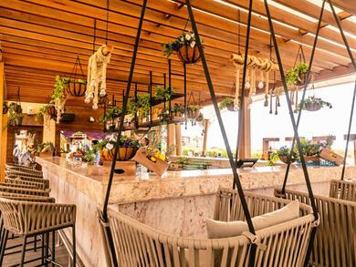 Nasma Beachfront Bar