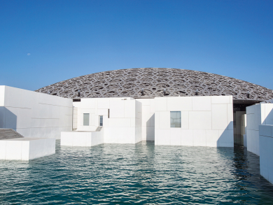 Your quick guide to all the things you can see at Louvre Abu Dhabi