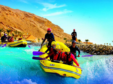 Essential things to do with kids in Abu Dhabi