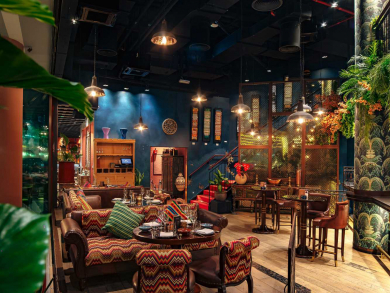 Here are the best clubs and bars in Abu Dhabi to check out