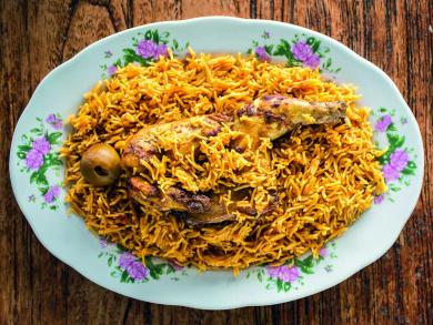 Ten top places to try Emirati food in Abu Dhabi