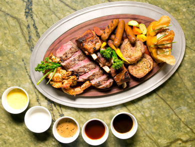 Here are the best fine-dining restaurants in Abu Dhabi