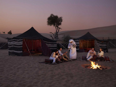 Amazing ways to enjoy the great outdoors in Abu Dhabi