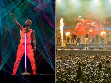 International superstar Maluma to headline Dubai's Coca-Cola Arena