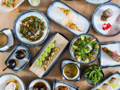 Three great table service brunches to try in Abu Dhabi