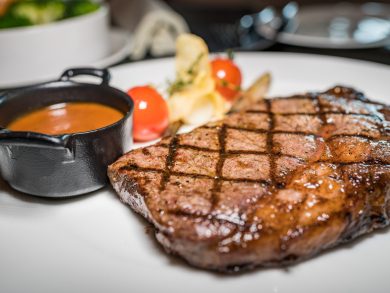 Pit Stop Menus: Seven brilliant steakhouses to try