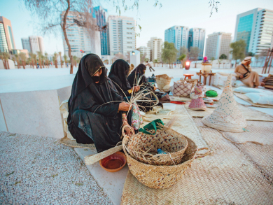Six things to check out at Al Hosn Festival in Abu Dhabi this weekend