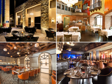 Pit Stop Menus: Enjoy a beverage with your set menu at these restaurants