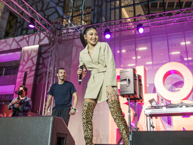 In pictures: Abu Dhabi's incredible Block Party event
