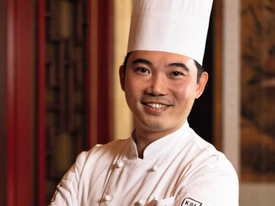 A Michelin-awarded chef is coming to Abu Dhabi's Shang Palace