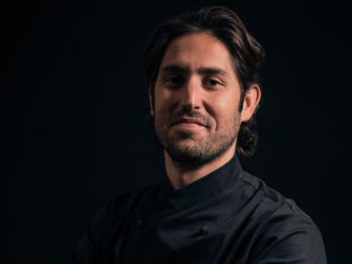 Michelin-awarded chef Matteo Rizzo is bringing a special menu to Abu Dhabi