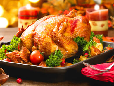 Christmas in Abu Dhabi 2019: All the takeaway turkey dinners to order