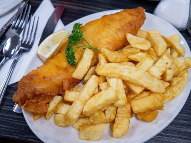 A traditional fish and chip shop is coming to Abu Dhabi
