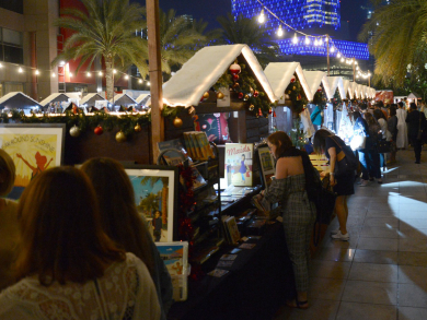 Christmas in Abu Dhabi 2019: The Swiss Market is coming back to Beach Rotana