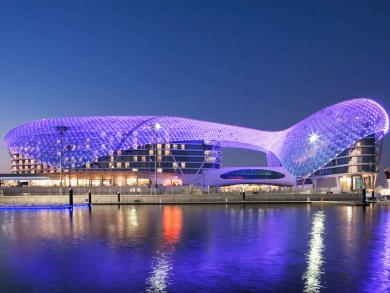 First look inside W Hotel Abu Dhabi – Yas Island