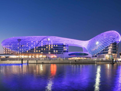 First look inside W Hotel Abu Dhabi – Yas Island