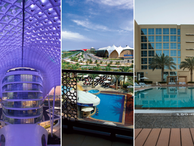All the Yas Island hotels to book a stay during the Abu Dhabi Grand Prix
