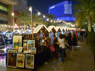 Christmas in Abu Dhabi 2019: Festive markets and family events