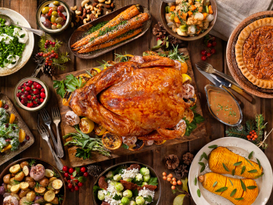 Christmas in Abu Dhabi 2019: Christmas Day brunches, lunches and dinners