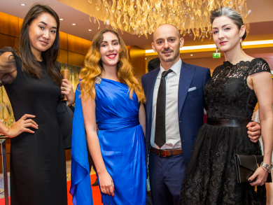 In pictures: The Time Out Abu Dhabi Restaurant Awards 2019