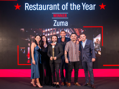 All the winners at the Time Out Abu Dhabi Restaurant Awards 2019