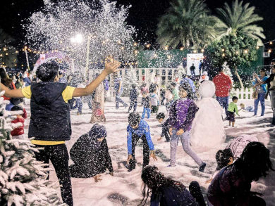 Christmas in the UAE 2019: Seven brilliant Christmas markets to check out