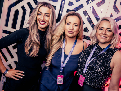 The GQ Middle East party at the Abu Dhabi Grand Prix 2019