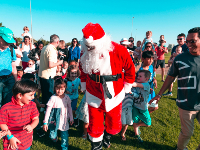 Christmas in Abu Dhabi 2019: The Santa Chase is returning this weekend