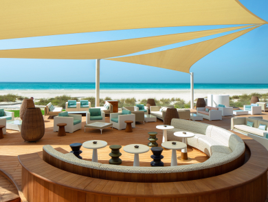 Blue Marlin Ibiza UAE is marking its last weekend in Ghantoot with a huge party