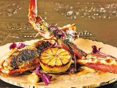 Abu Dhabi's best North, South and Latin American restaurants