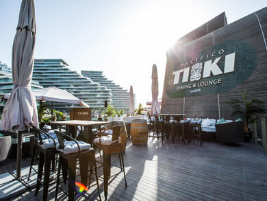 Abu Dhabi's Pacifico TIKI is offering unlimited free drinks for girls twice a week
