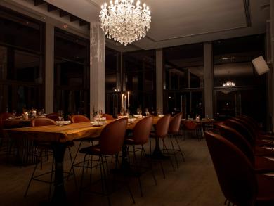 A new French restaurant is opening on Abu Dhabi's Saadiyat Island