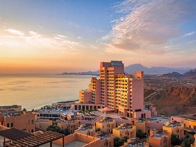 Book a festive family stay at Fairmont Fujairah Beach Resort for Dhs400