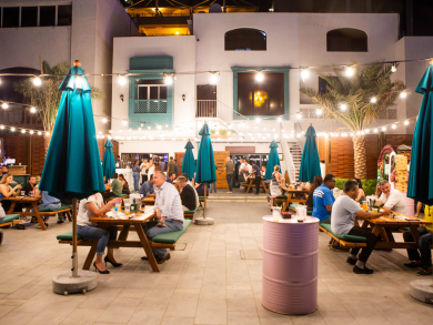 Celebrate PJ O'Reilly's Time Out Abu Dhabi award-winning year with Dhs10 drinks