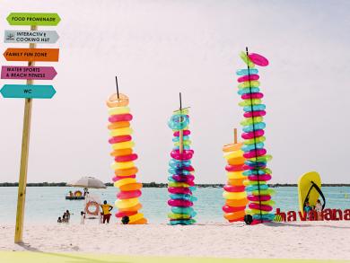 Music festival Club Social is returning to Abu Dhabi in March 2020