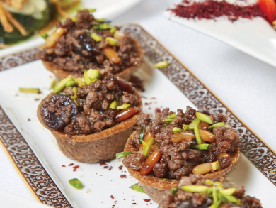 The best Middle Eastern and North African restaurants in Abu Dhabi