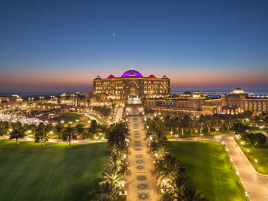 Iconic Abu Dhabi hotel and landmark to undergo 'ultra luxury' revamp
