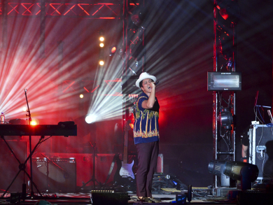 Five reasons Bruno Mars' gig in Abu Dhabi will be awesome