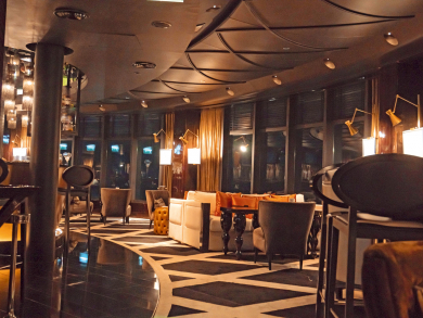 Abu Dhabi's Stratos has launched a ribs and blues night