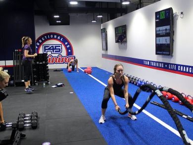 The ten best gyms and workout studios in Abu Dhabi