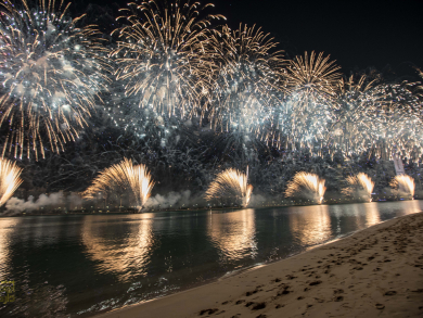 Why you need to make Abu Dhabi your New Year's Eve destination