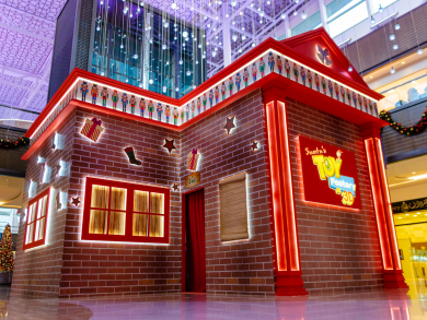Christmas in Abu Dhabi 2019: Enjoy a festive 3D show at Nation Towers Mall